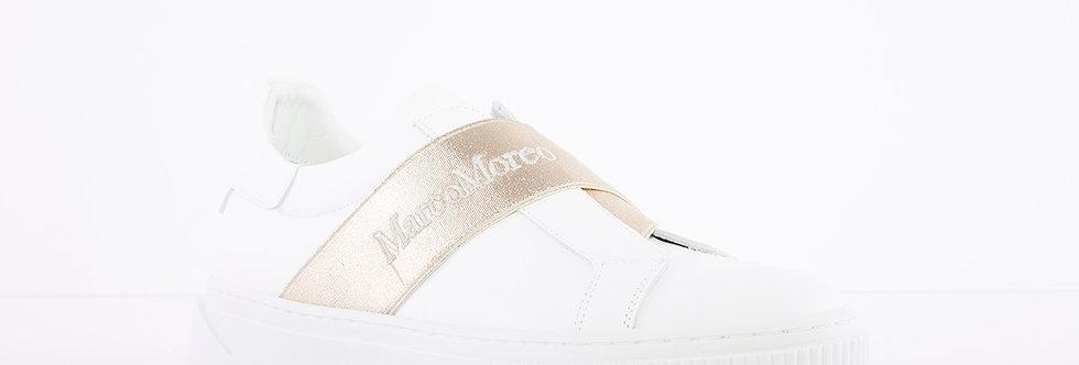 Marco Moreo N671 White/Gold