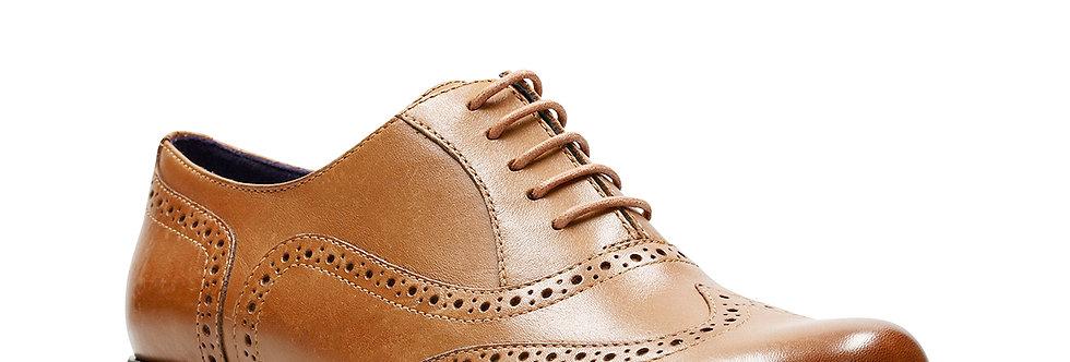 Clarks Hamble Oak Tan Leather