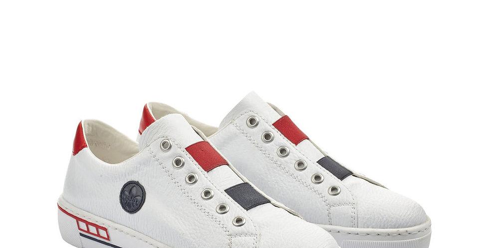 Rieker L8870-81 White Combi