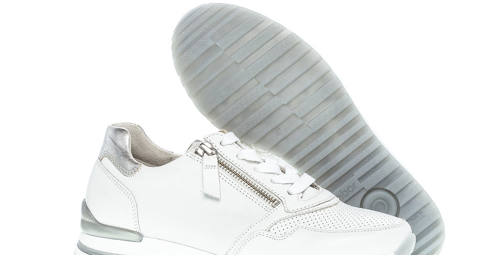 Gabor 66.528.50 White/Silver