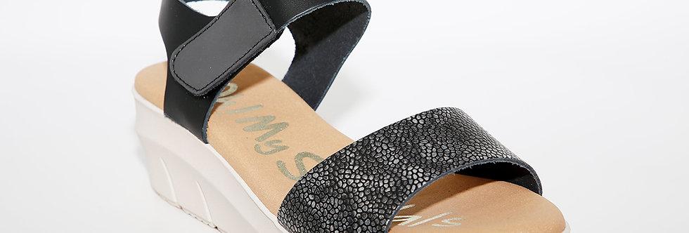 Oh My Sandals 4344 Black