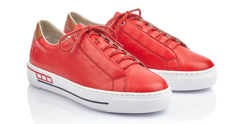 Rieker L8834-80 Red