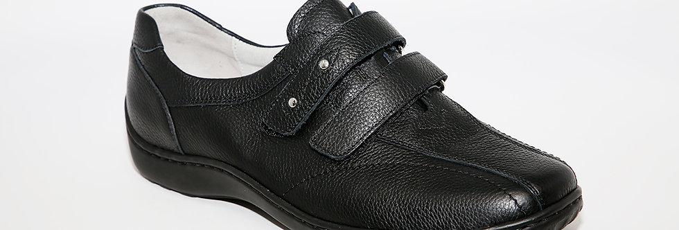 Waldlaufer 496301 Black Leather