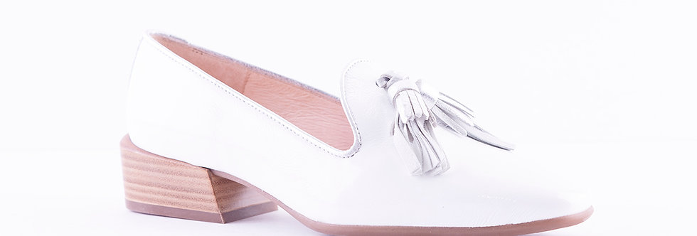 Wonders C-6311 White Patent
