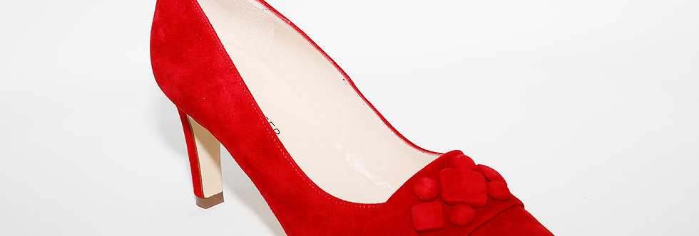 Peter Kaiser 76541 Red Suede