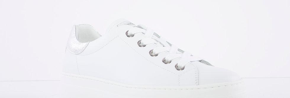 NeroGiardini E010663D White/Silver