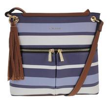 Navy Boni Crossbody Bag