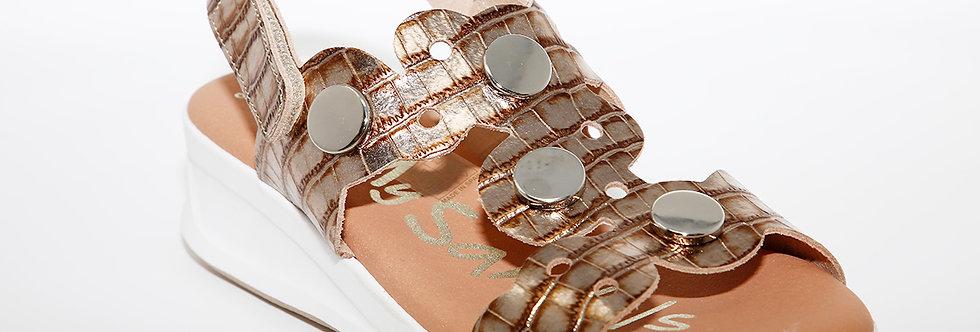 Oh My Sandals 4674 Bronze