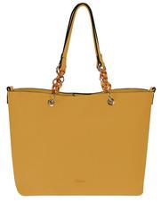 Yellow Igala Chain Bag