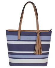 Navy Boni Tote Bag
