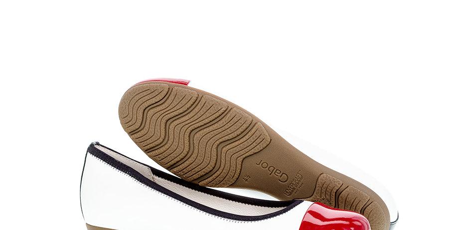 Gabor 44.161.50 White/Red/Navy