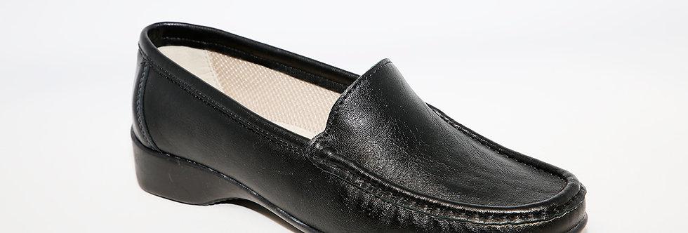 Teresa Torres Black Loafer