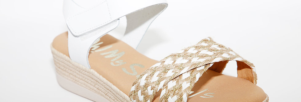 Oh My Sandals 4680 White