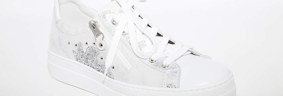 NeroGiardini E010660D Silver/White