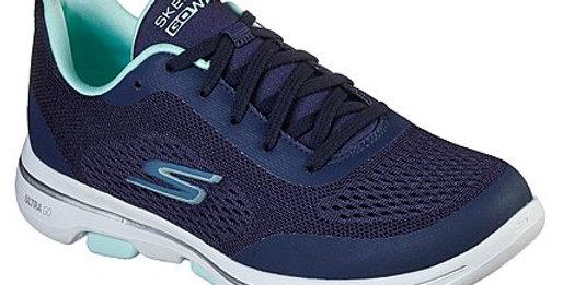 Skechers 15953 Navy/Aqua