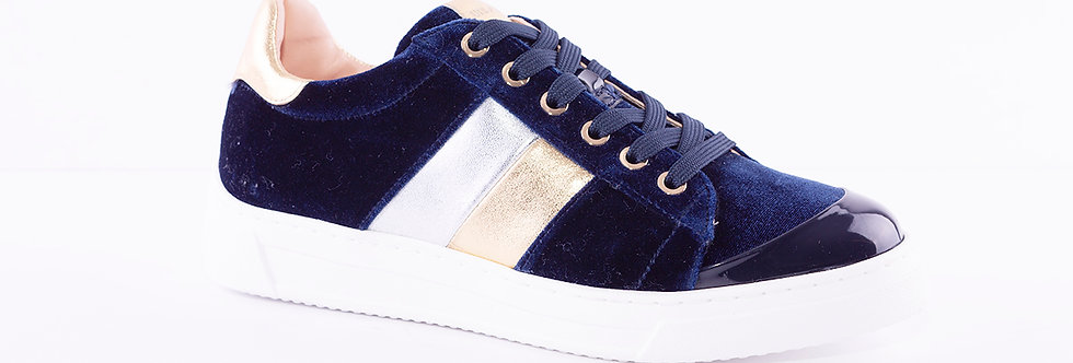 Unisa Froilo Navy/Silver/Gold