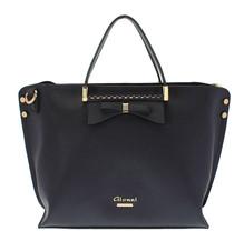 Navy Cara Grab Bag