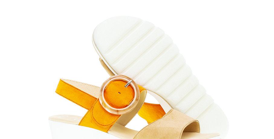 Gabor 44.645.12 Orange/Taupe