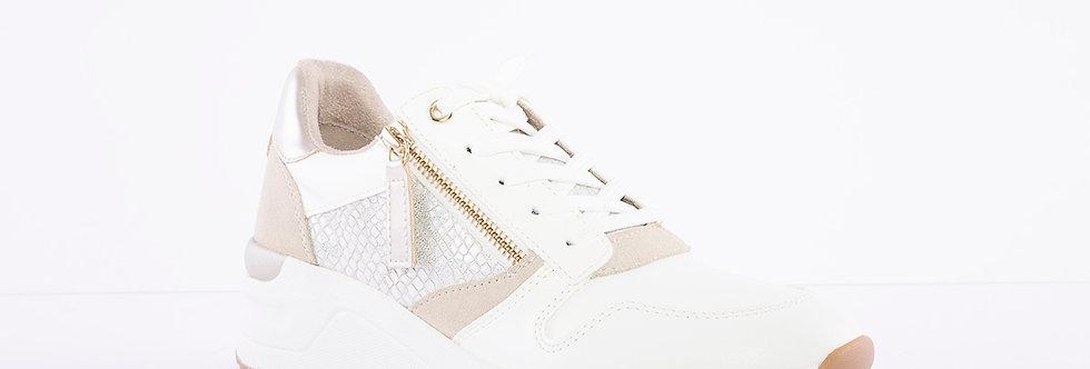 Tamaris 23702 White/Beige