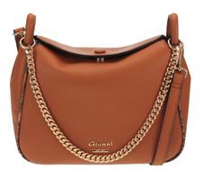 Tan Edan Crossbody Bag
