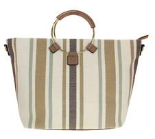 Camel Guin Shopper Bag