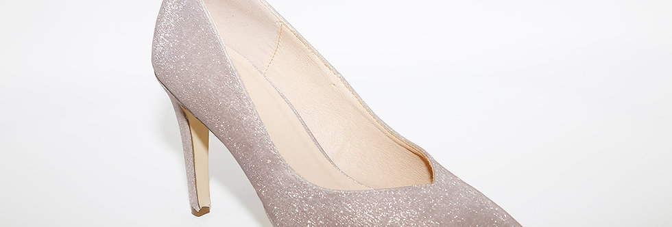 Menbur 9857 Pink Glitter