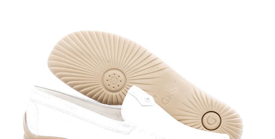 Gabor 46.090.50 White/Silver