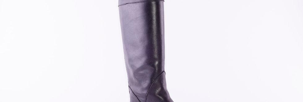 Gianni Crasto 2069 Black Leather
