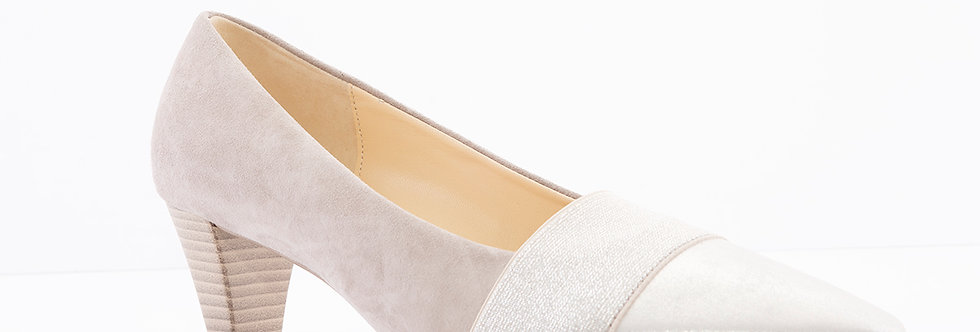 Gabor 65.141.12 Taupe/Gold