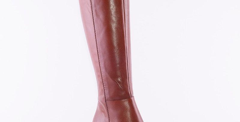 Lamica Esiska Tan Leather