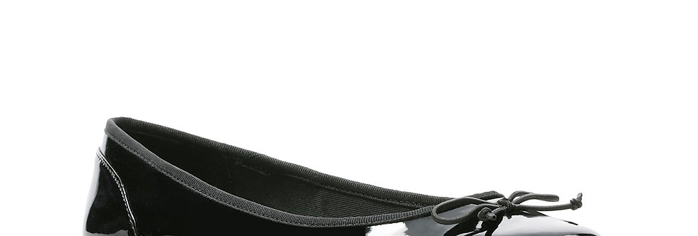 Clarks Couture Bloom Black Pat