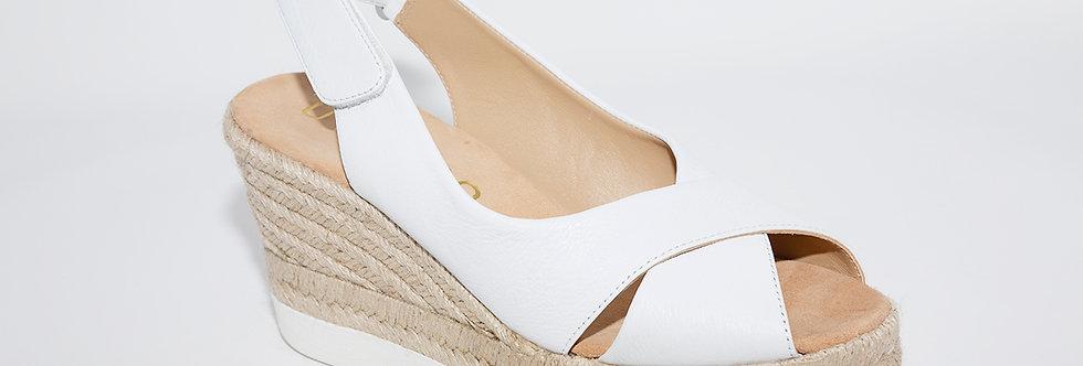Unisa Chita White Sandal