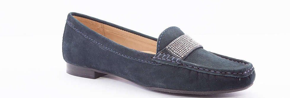 Ambition 25693 Navy Suede