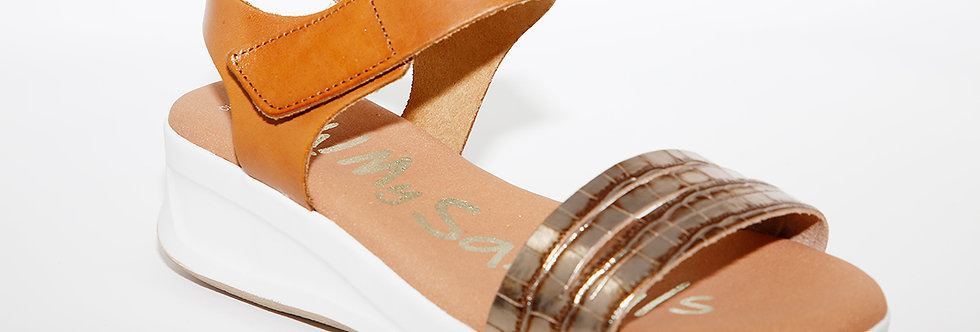 Oh My Sandals 4676 Tan