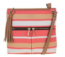 Coral Boni Crossbody Bag
