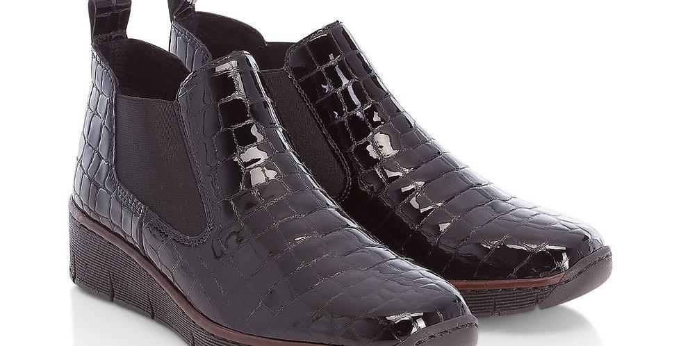 Rieker 53794-01 Black