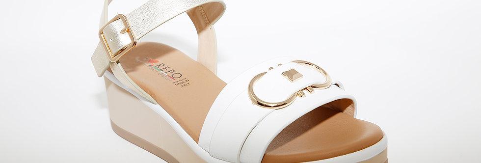 Repo 16244 White/Gold