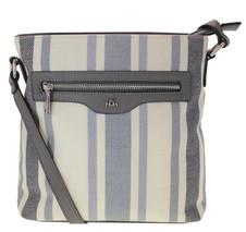 Guin Crossbody Bag Navy/Grey
