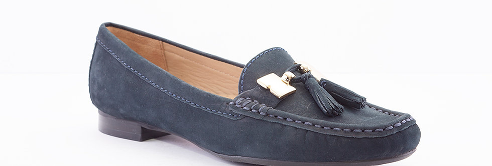 Ambition 25653 Navy Suede