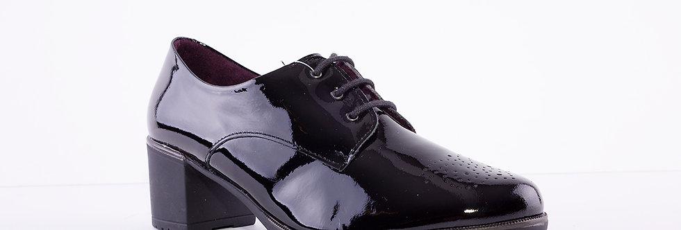 Pitillos 5736 Black Patent