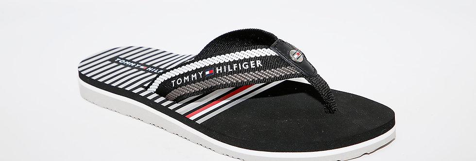 Tommy Hilfiger Stripy Black