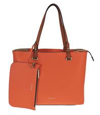 Coral Bella Tote Bag
