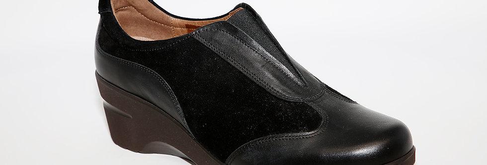 Soft Waves 4.81.02 Black Leather Multi