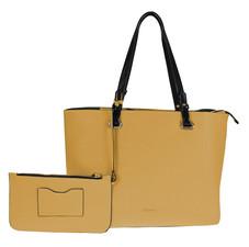 Mustard Bella Tote Bag
