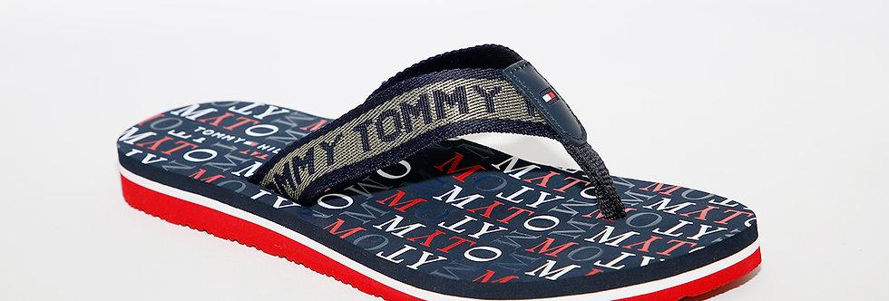 Tommy Hilfiger 4807 Navy Metallic