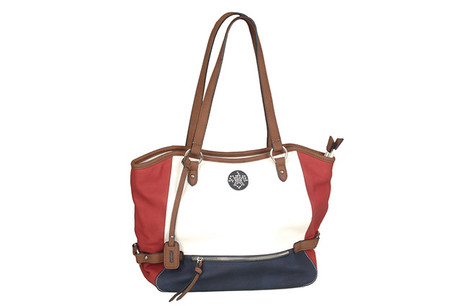 h1066-80 white red navy