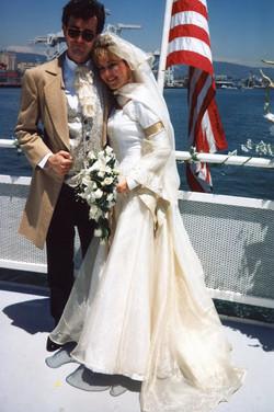 Wedding Dress Designed Friend Pam