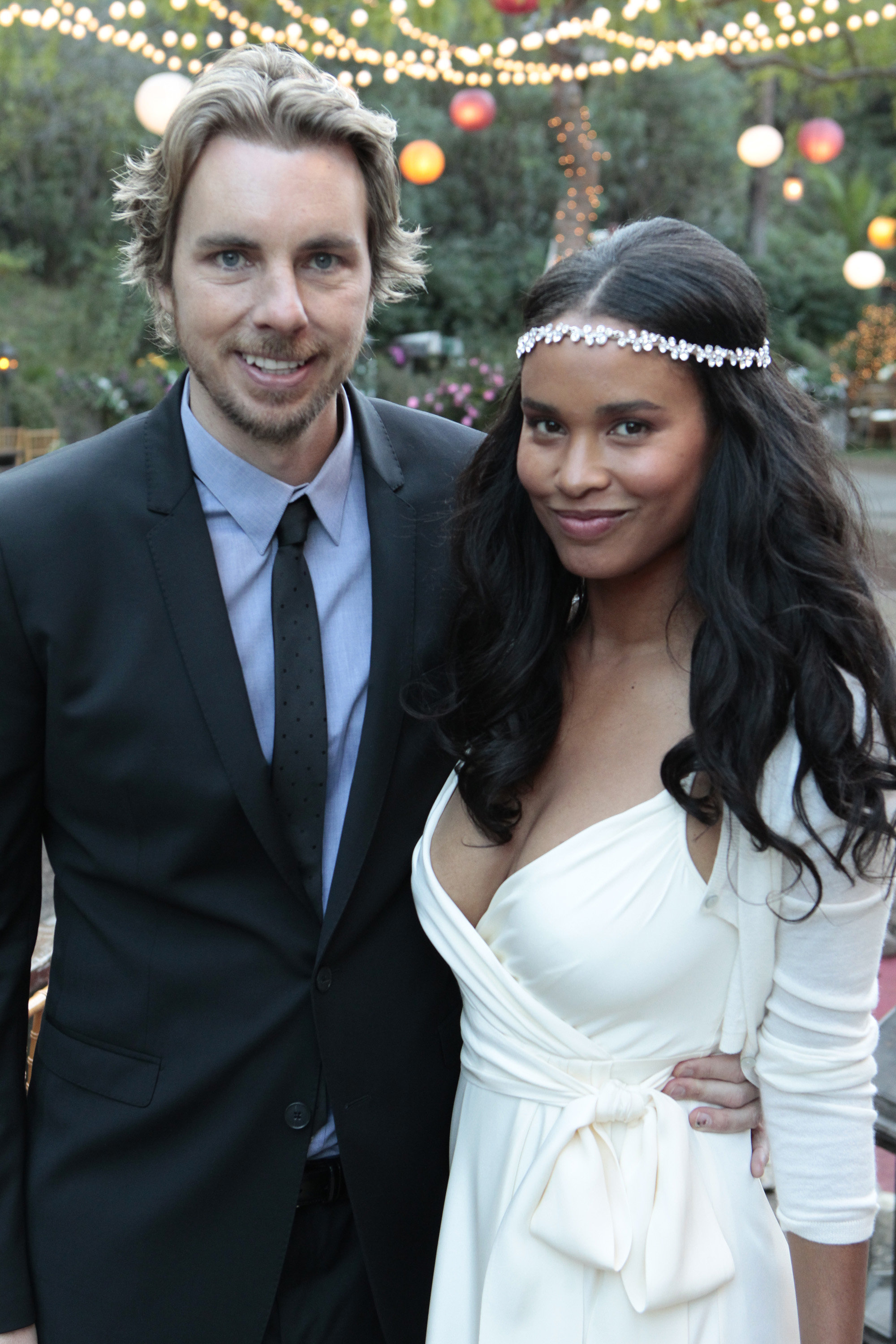 Dax Shepard and Joy Bryant
