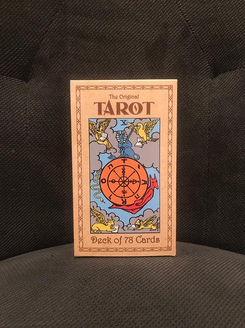 The Original Tarot Deck- 78 cards