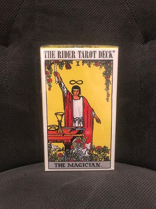 The Rider Tarot Tarot Deck